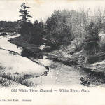 Old White River Channel