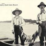 A Mornings Catch, Duck Lake Resort