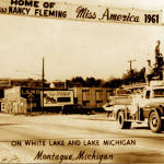 Home of Miss Nancy Fleming, Montague, Mich.