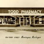 Todd Pharmacy, Ferry St, Montague MI