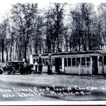 Interurban Lunch Car & Tourist Camp